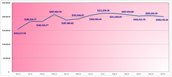 2012-Year-Annual-Budget-in-Review-Net-Worth-Chart-Increase-Since-December-2011